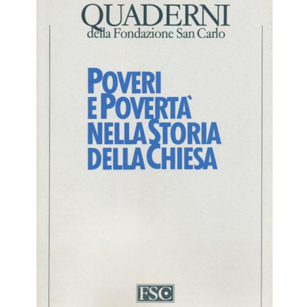 Poveri e povertà nella storia della Chiesa