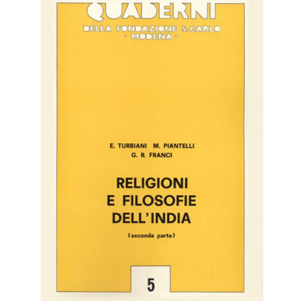 Religioni e filosofie dell'India